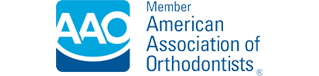 AAO logo Mountain View Orthodontics Las Vegas NV